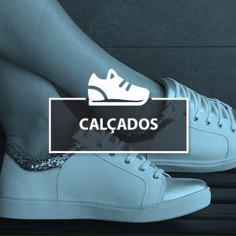d4afc5eb6 O setor de calçados é um dos destaques da loja em toda a região.